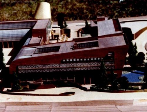 1979 – centro direzionale di Potenza – collaborazione