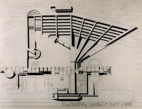 1975- tesi di laurea – istituto penitenziario polifunzionale