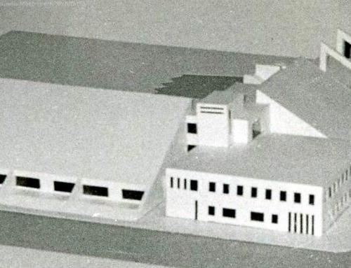 1976 – concorso per L'Università di Riad