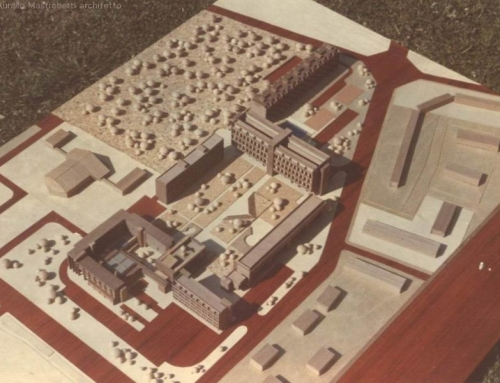 1977 – centro turistico alberghiero a Policoro PZ – collaborazione